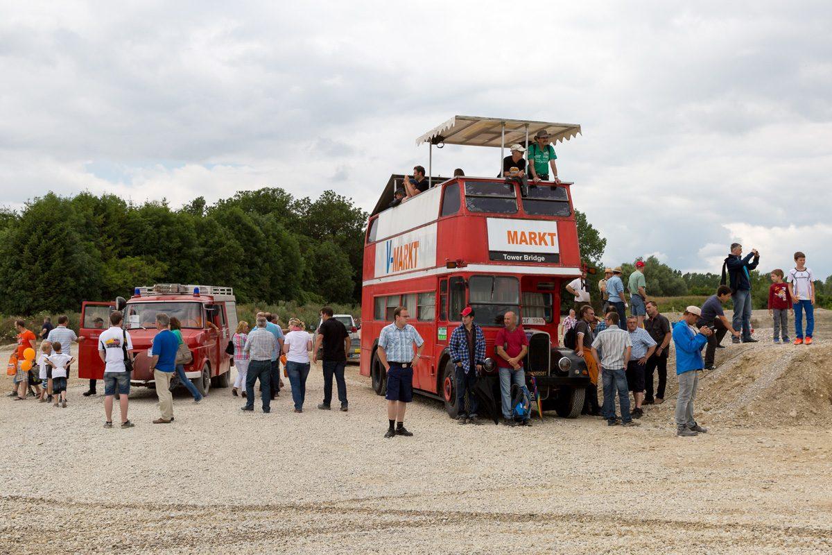 Oldtimer-Nutzfahrzeug-Treffen 2014